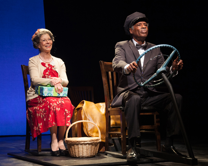 Westcoast Black Theatre Troup Production of Driving Miss Daisy