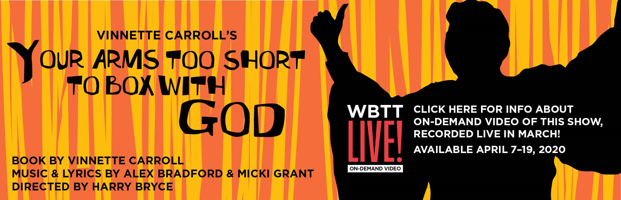 WBTT Live! On Demand - Now Available