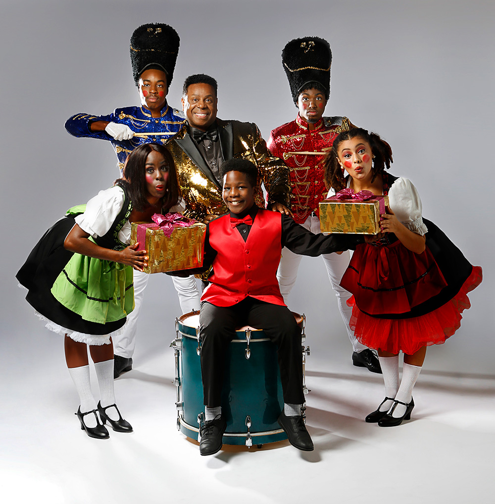 Westcoast Black Theatre Troup Production of The Nutcracker